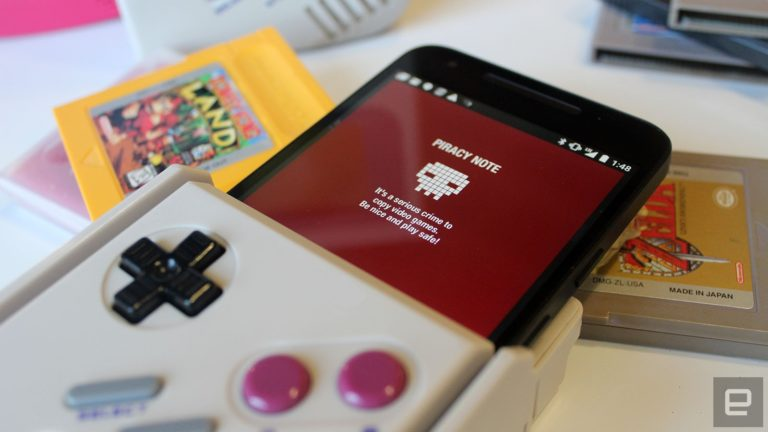 Turning Your Samsung Smartphone Into A Nintendo Game Boy
